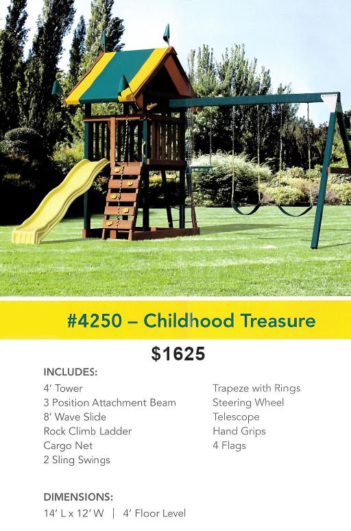 Lonestar Play Sets - Childhood Treasure